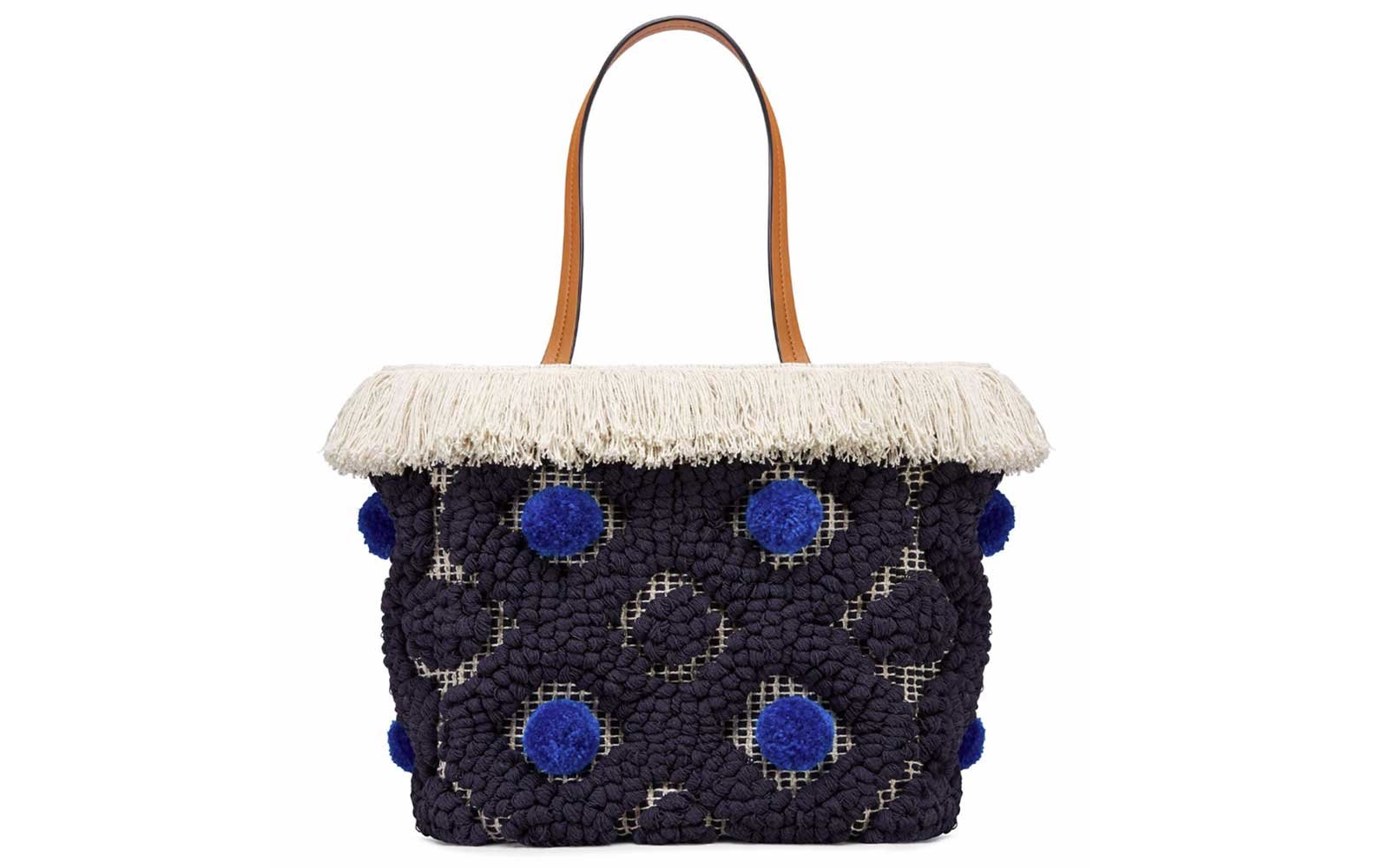 Best beach bags and totes travel leisure for Designer beach bags and totes