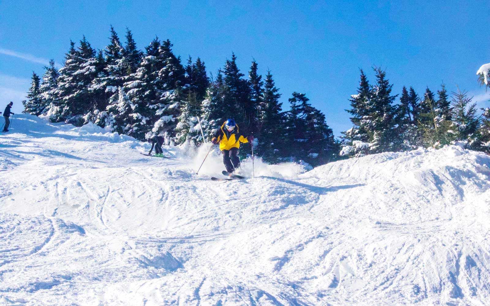 the best ski resorts in vermont | travel + leisure