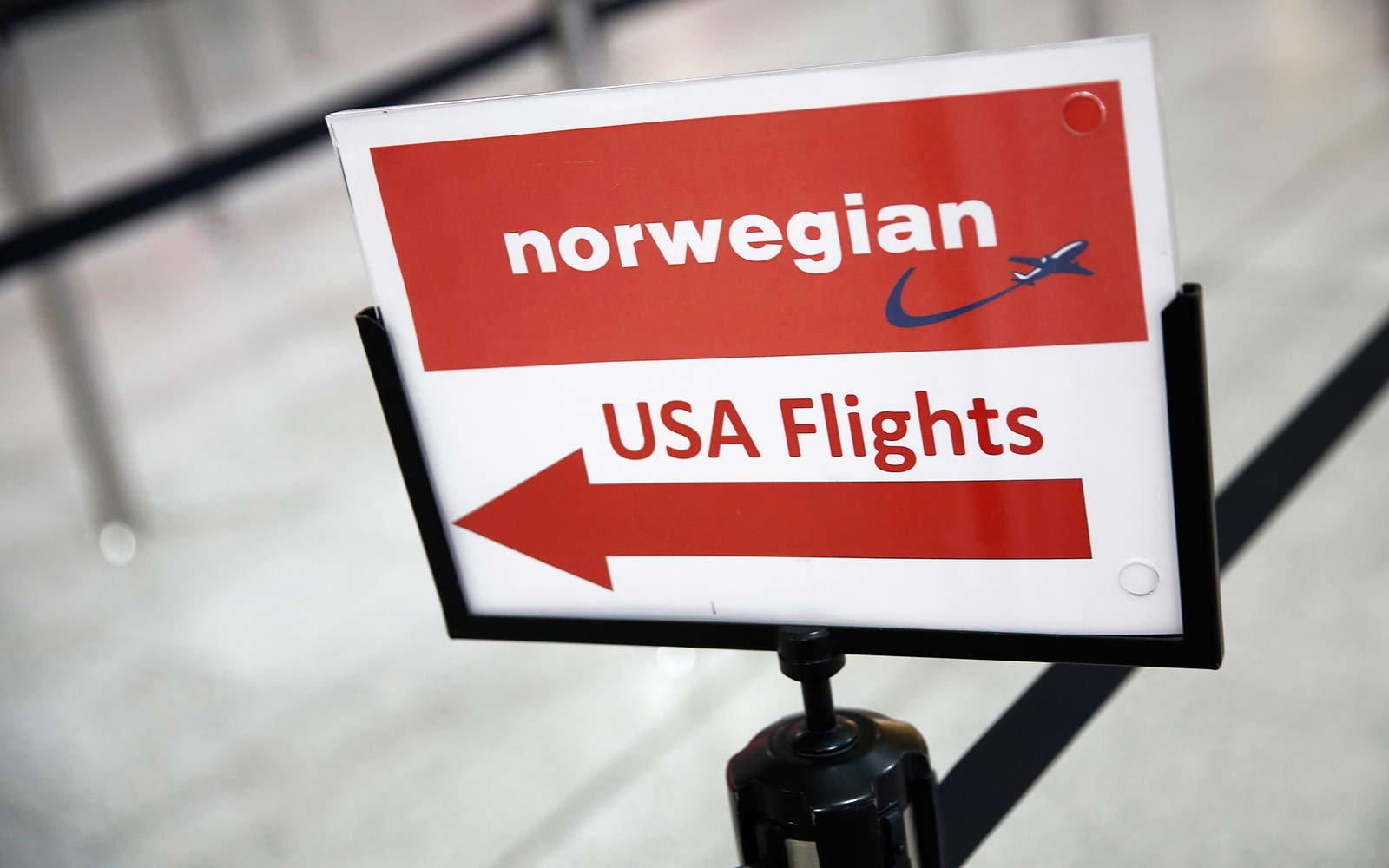Norwegian Air Shuttle Airlines USA Flight Permit