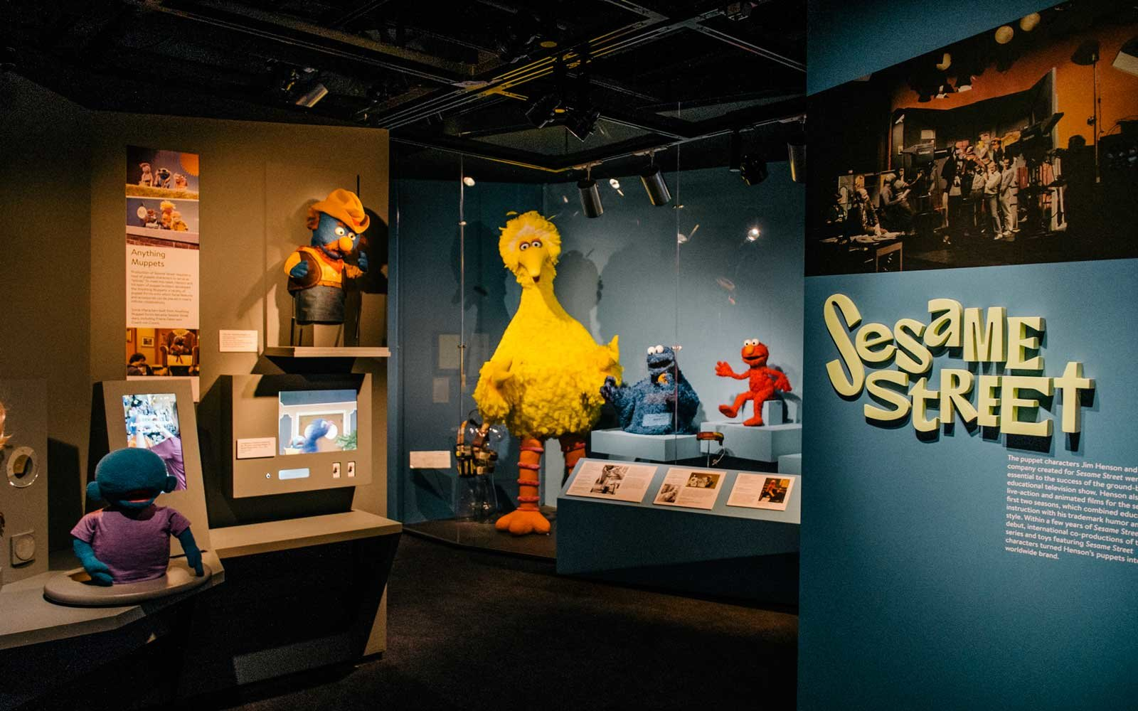 A Permanent Jim Henson Exhibit Is Coming To New York City