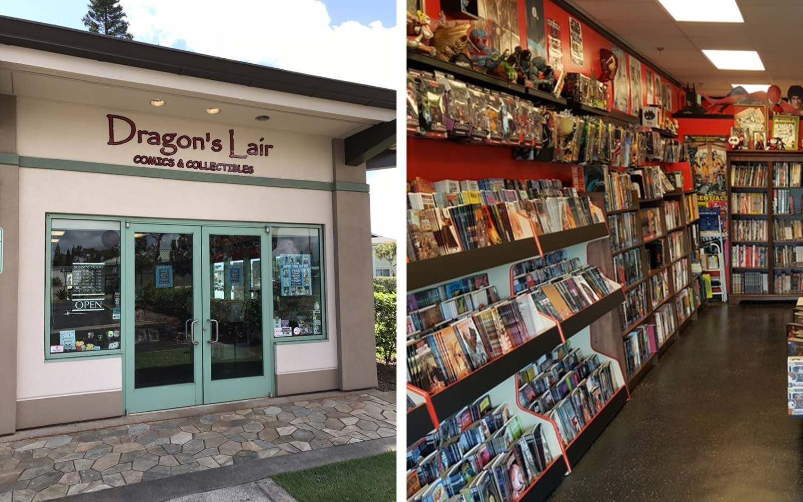 Dragon's Lair Mililani Hawaii