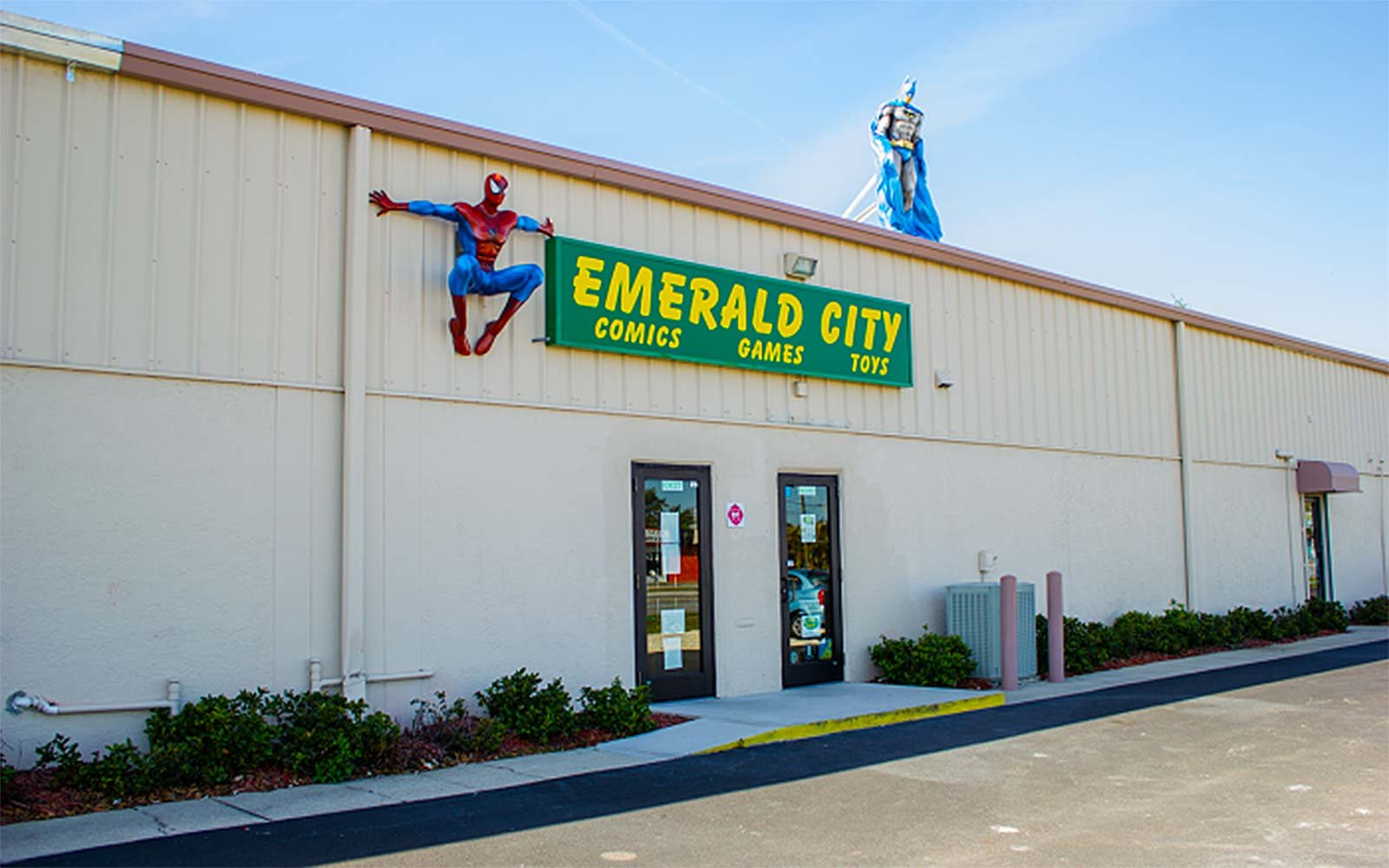 Emerald City Clearwater Florida
