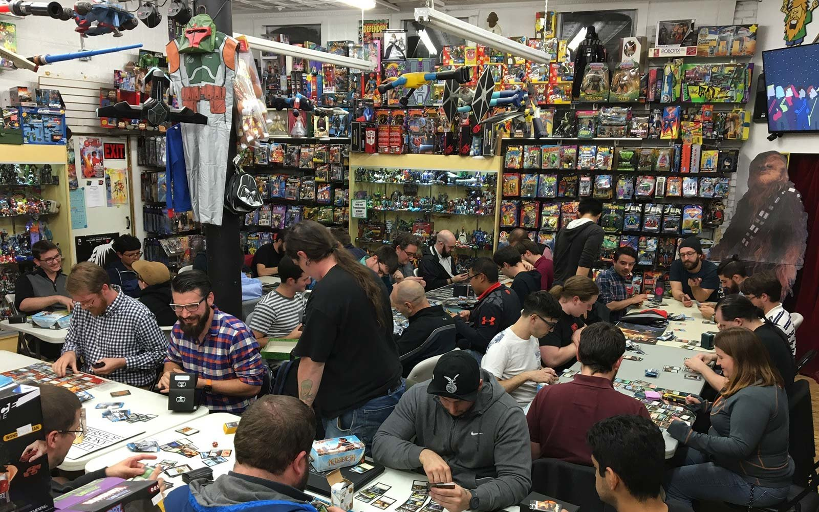 Comicazi Somerville Massachusetts