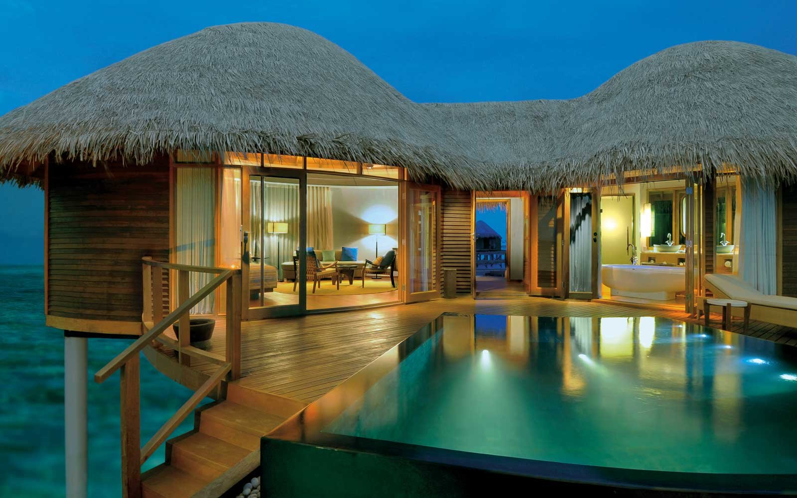 The best maldives all inclusive resorts travel leisure for Find all inclusive resorts