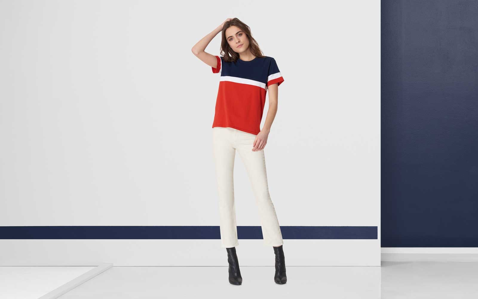 La Ligne French Tees