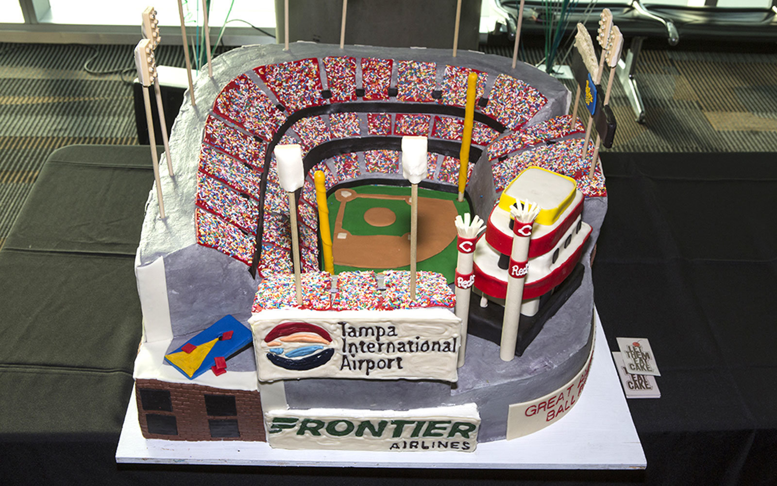 Airlines Celebrate New Routes With Cakes And They Re