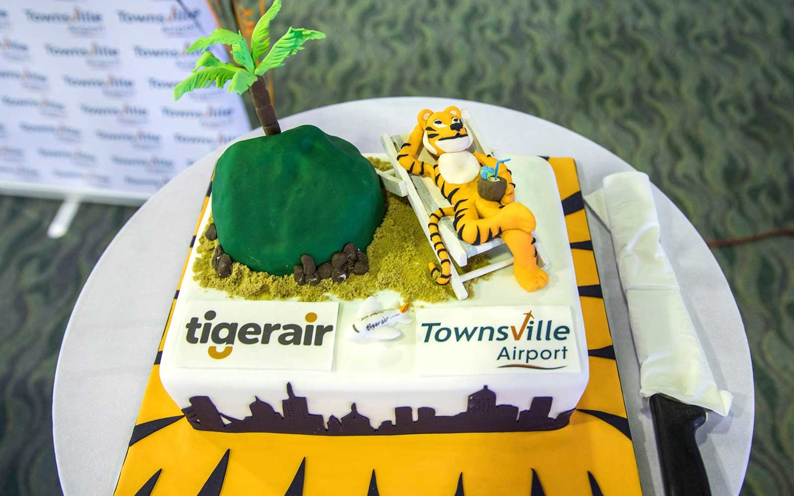 TigerAir Townsville Routes