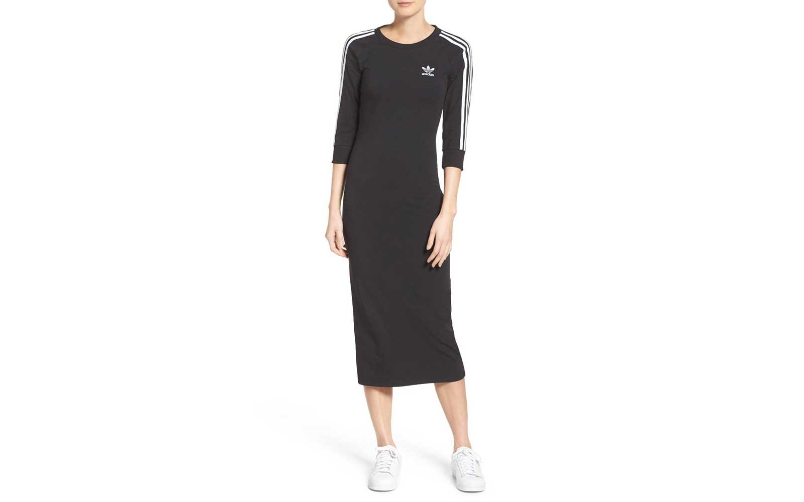 Adidas Dress for Travel