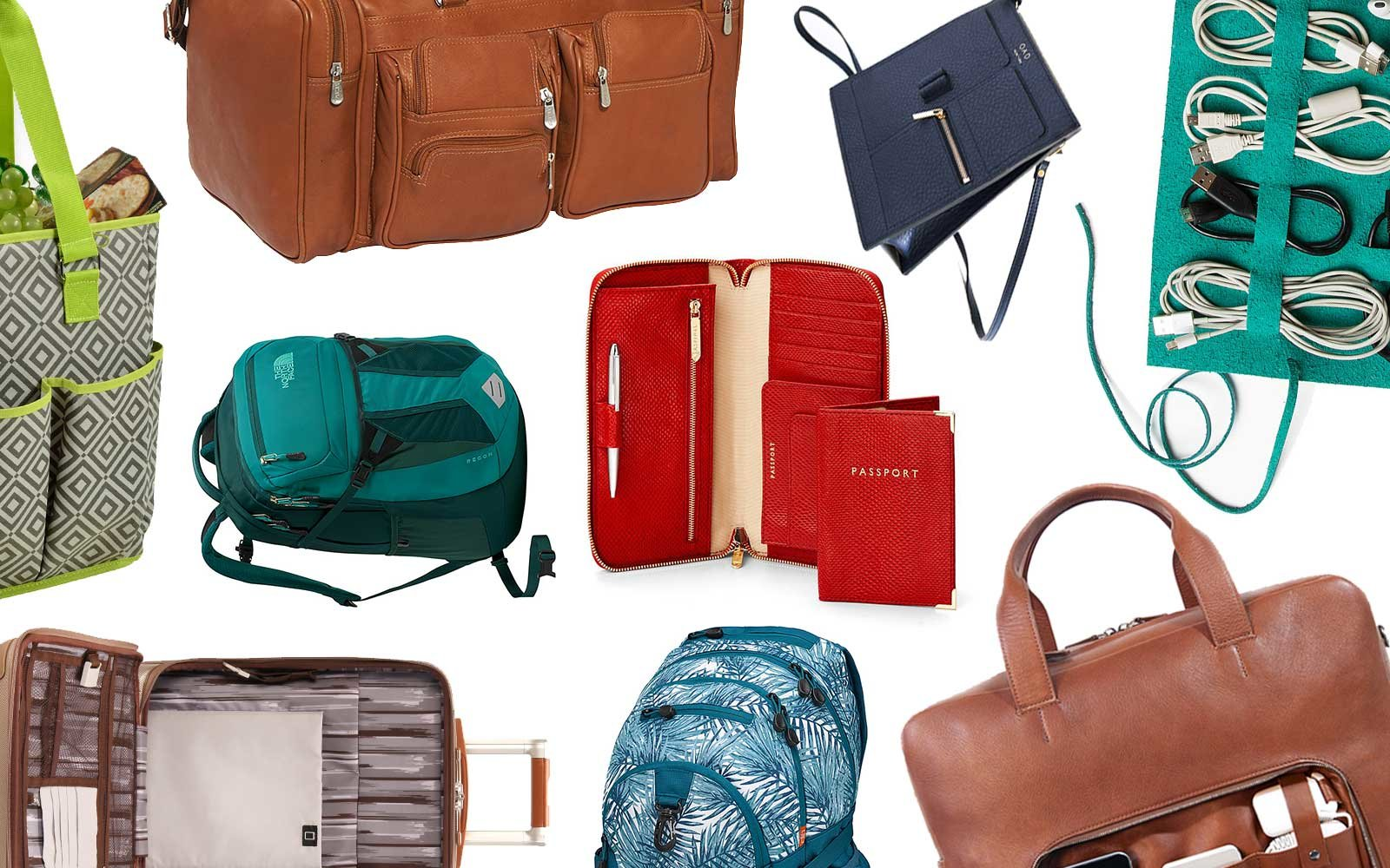 Bags for the Organized Traveler