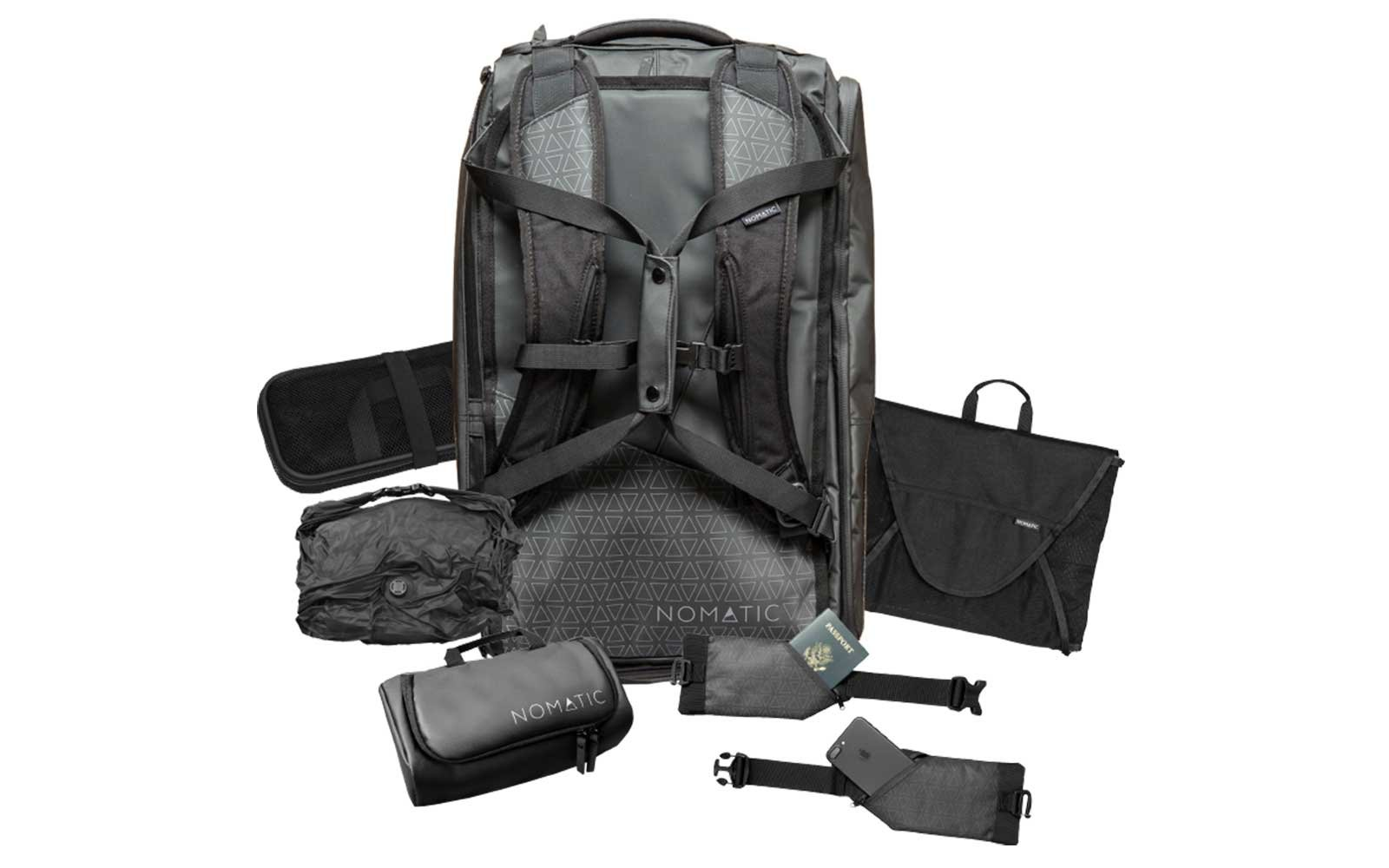 d7c83392cacb Multi-Compartment Travel Bags