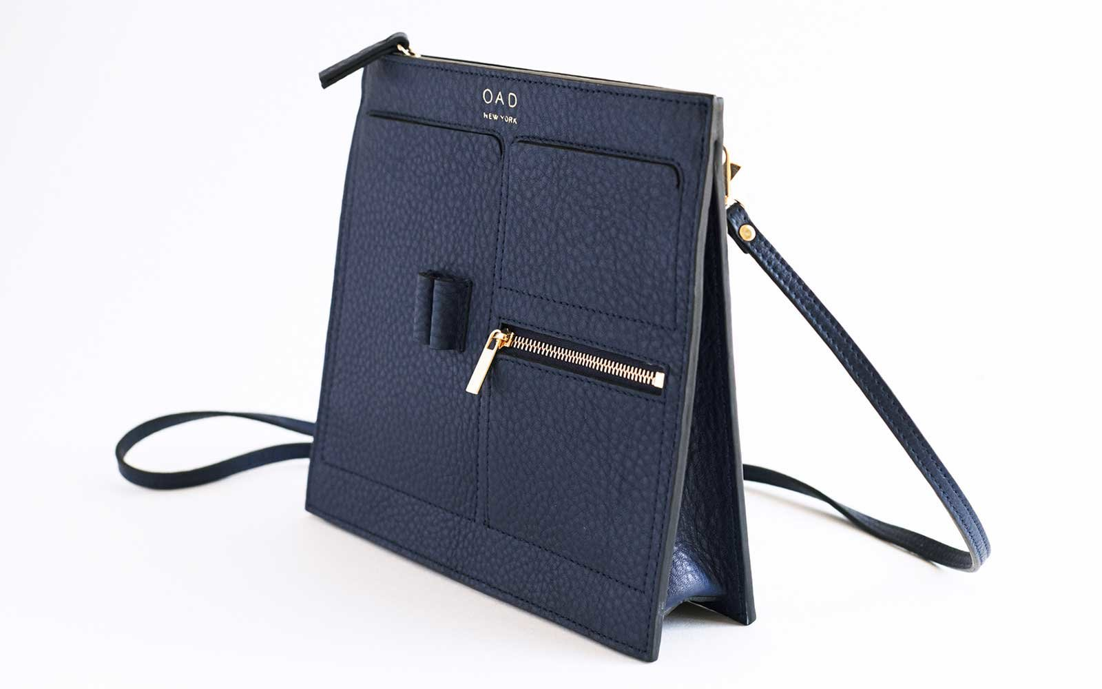 Navy Mini Kit Cross-body