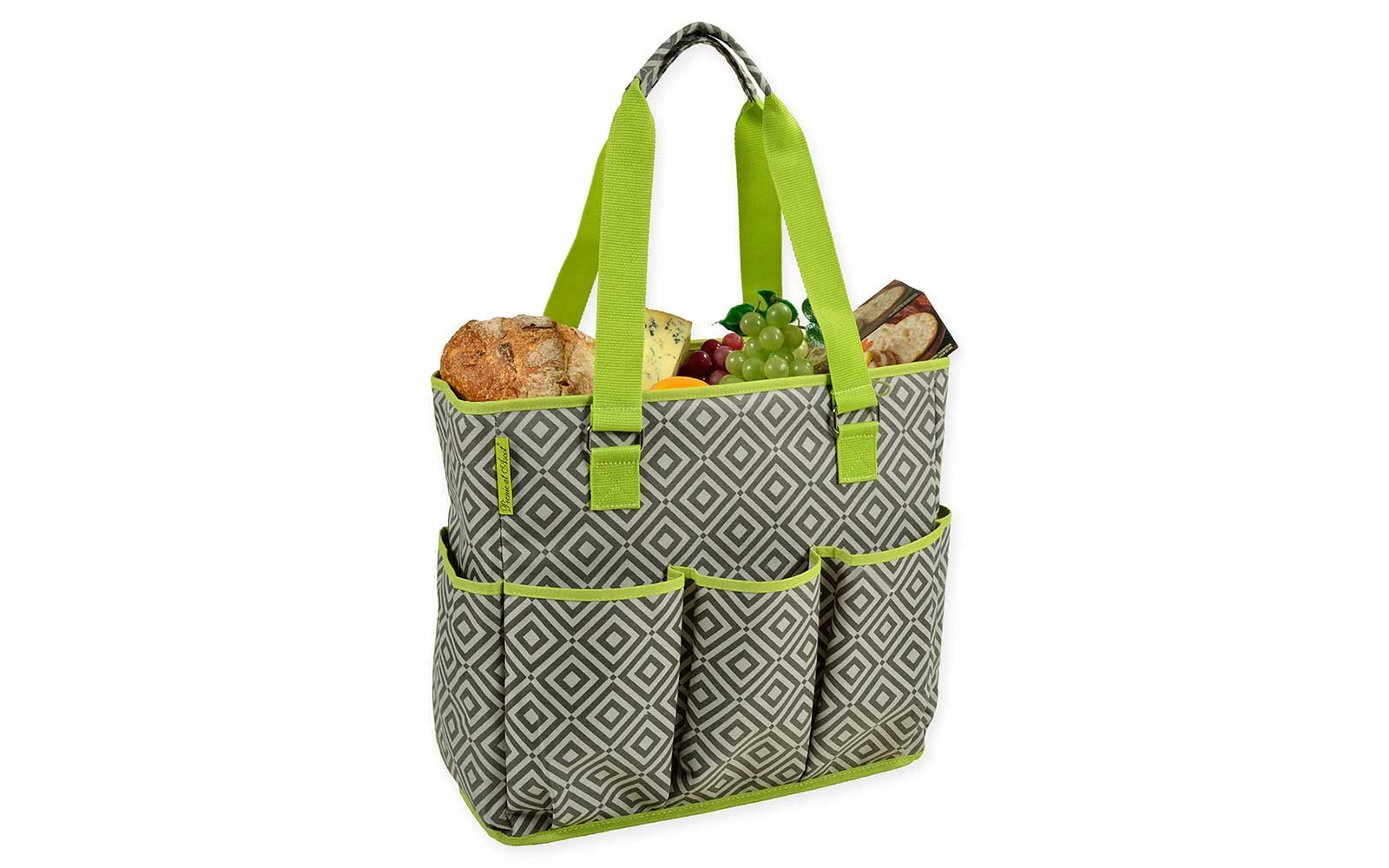 Colorful Bags for Picnics