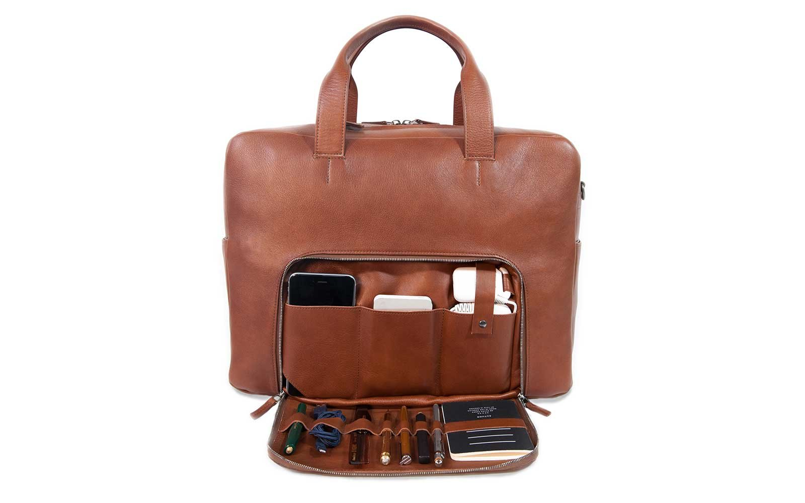 Travel Briefcase with Pockets