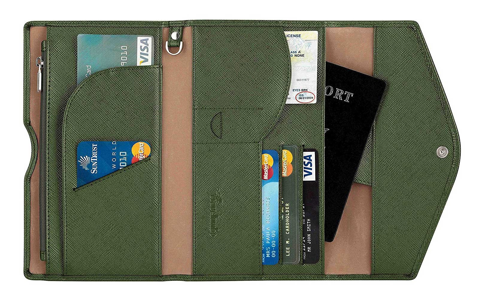 RFID Blocking Wallets