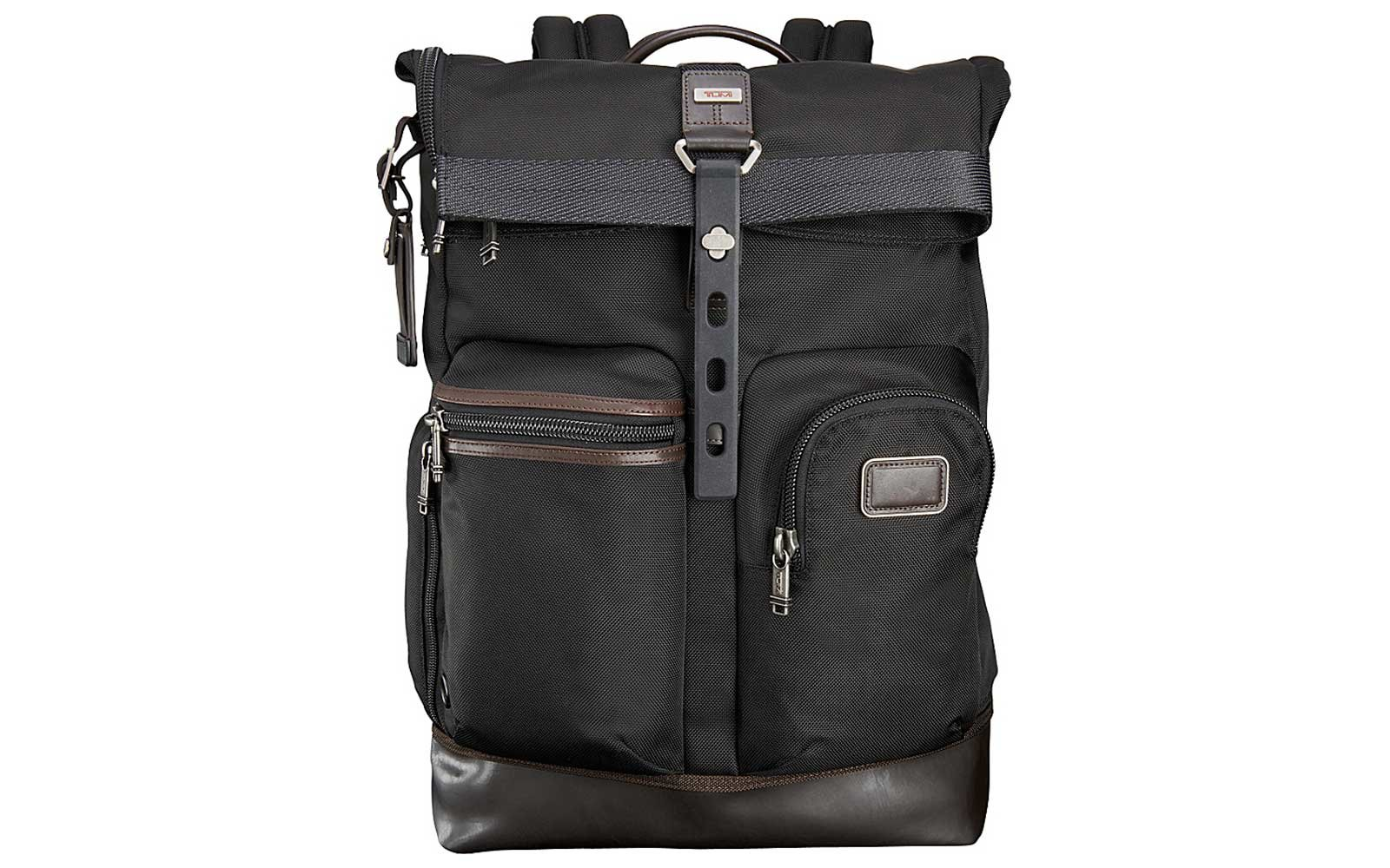 Top Roll Backpacks by Tumi