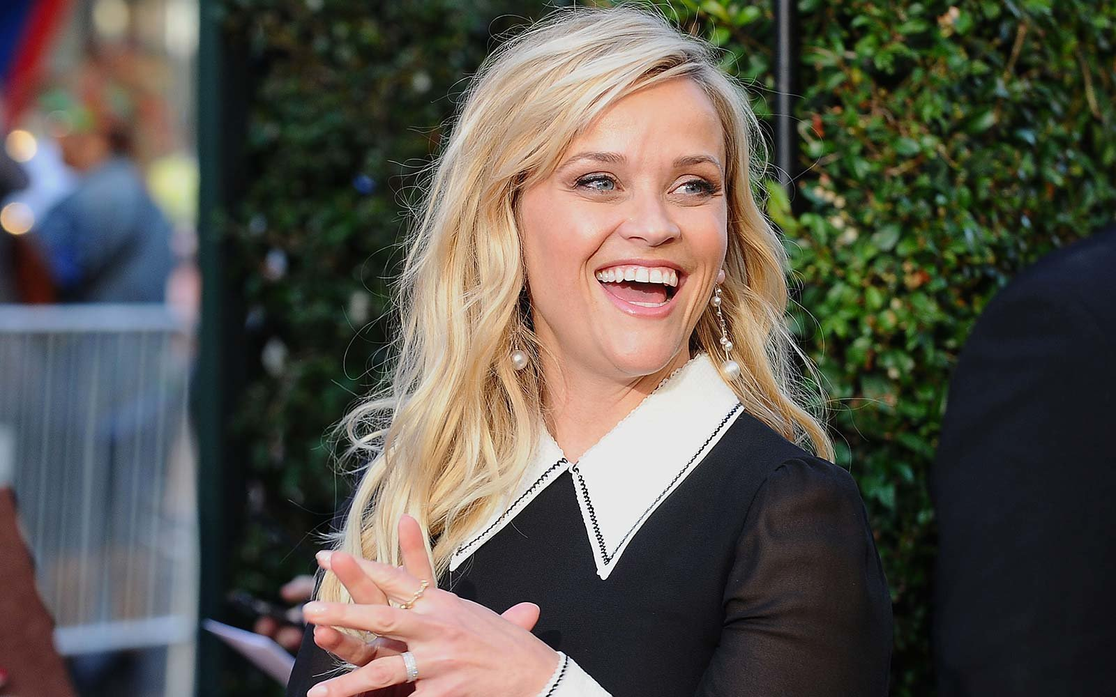 Actress Reese Witherspoon attends the AFI Life Achievement Award gala at Dolby Theatre on June 8, 2017 in Hollywood, California