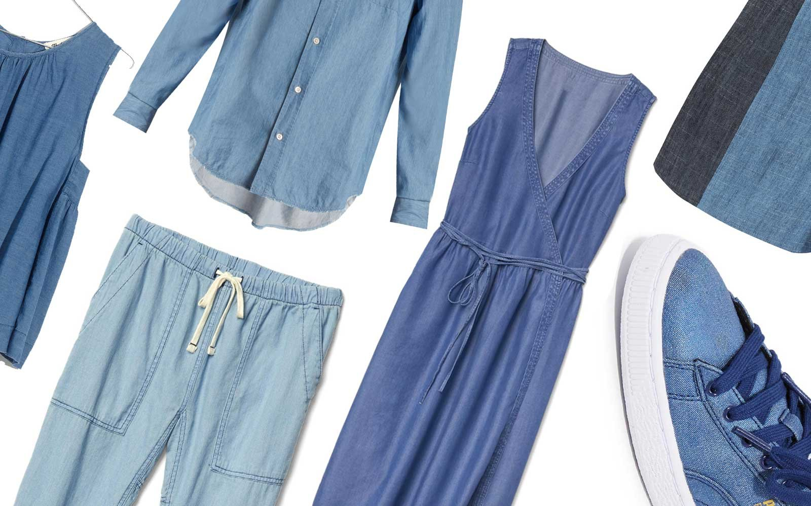 Denim Clothing to Buy Now