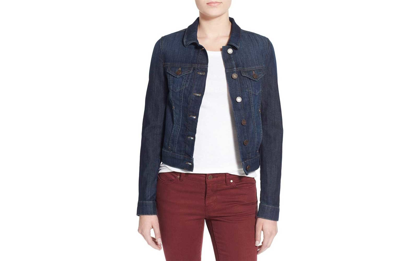 Mavi Classic Denim Jacket