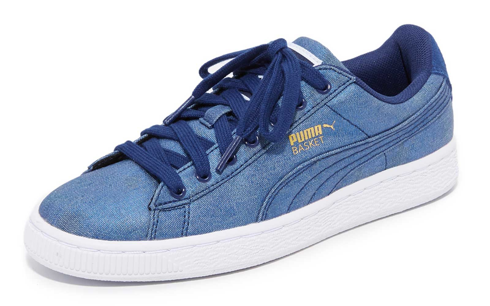 Puma Denim Sneakers