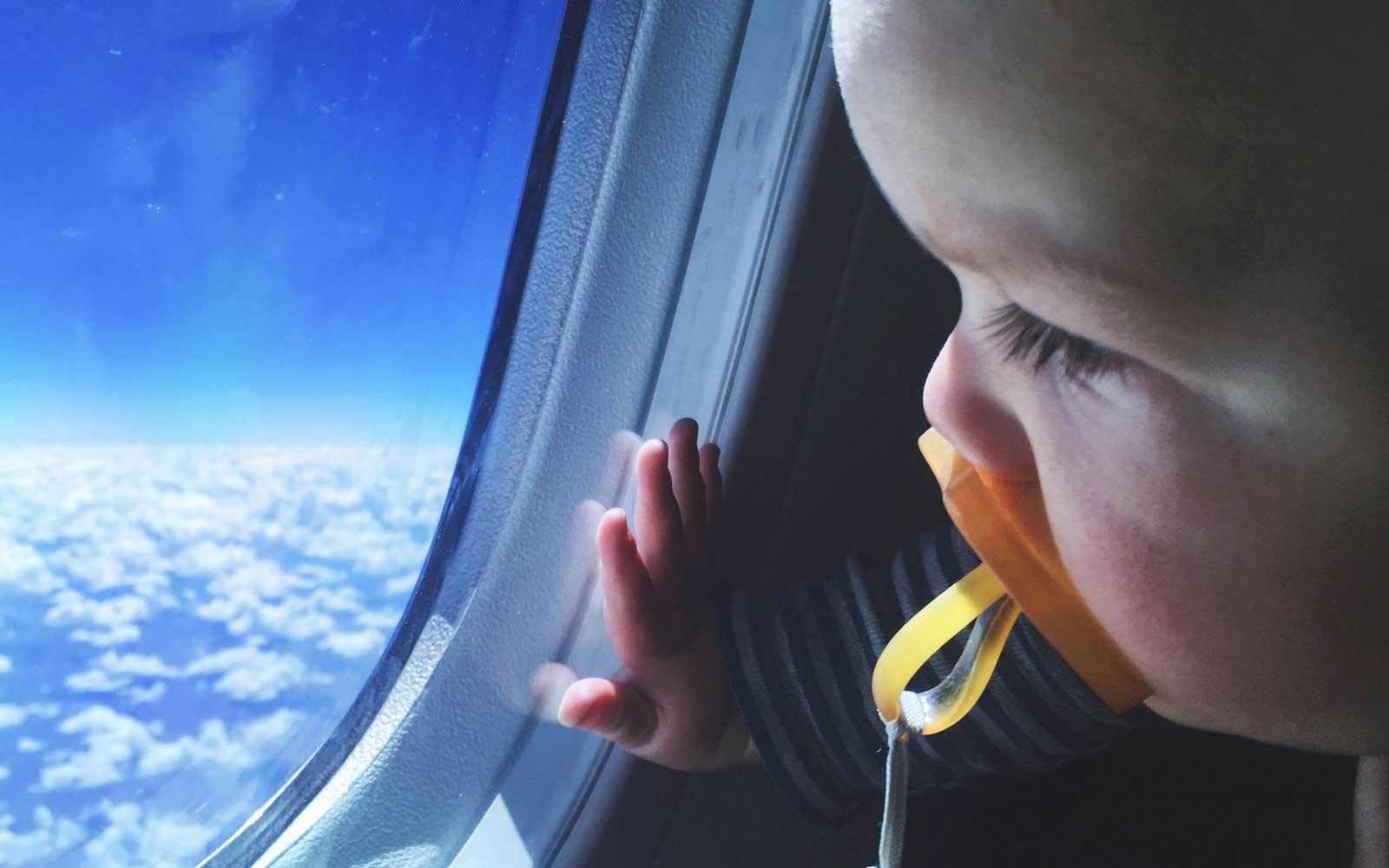 How To Avoid Sitting Next To A Baby On An Airplane