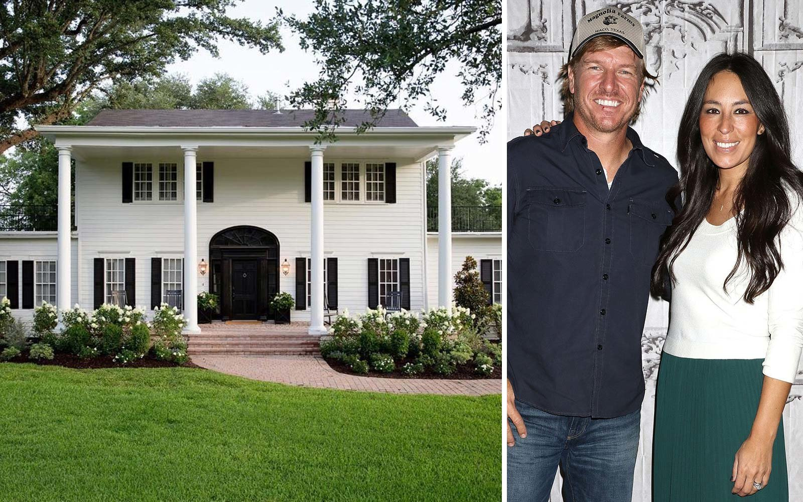 Joanna and Chip Gaines Fixer Upper Vacation House Rental Waco Texas