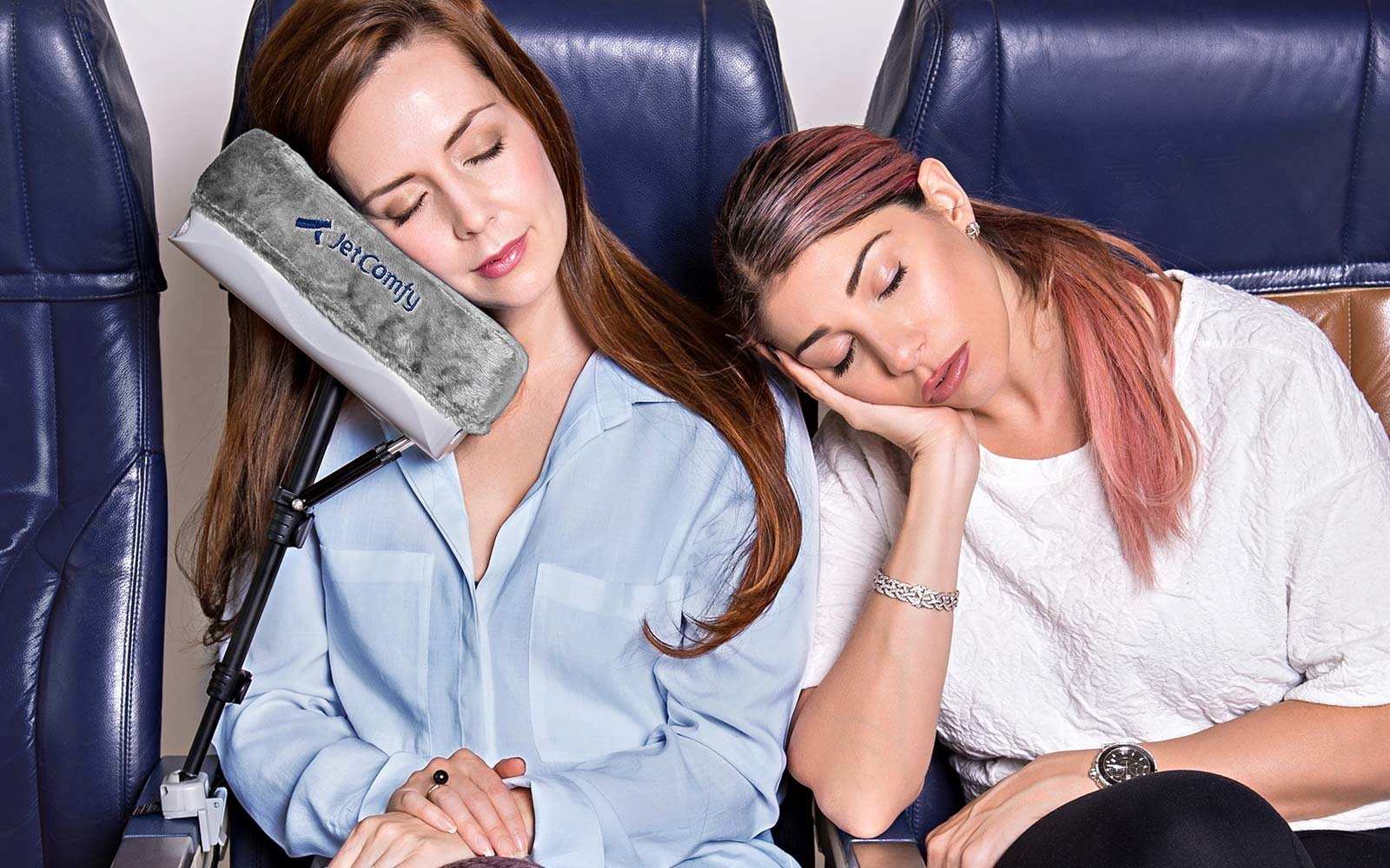 JetComfy Travel Pillow Airplane