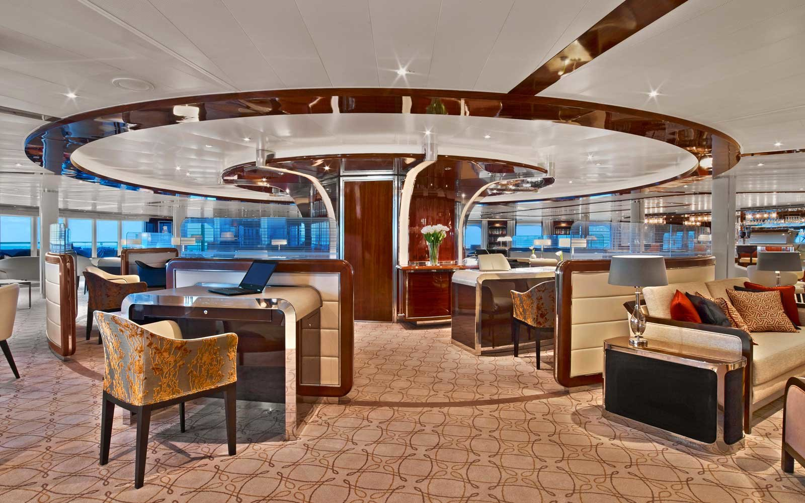 High Design on Seabourn Encore