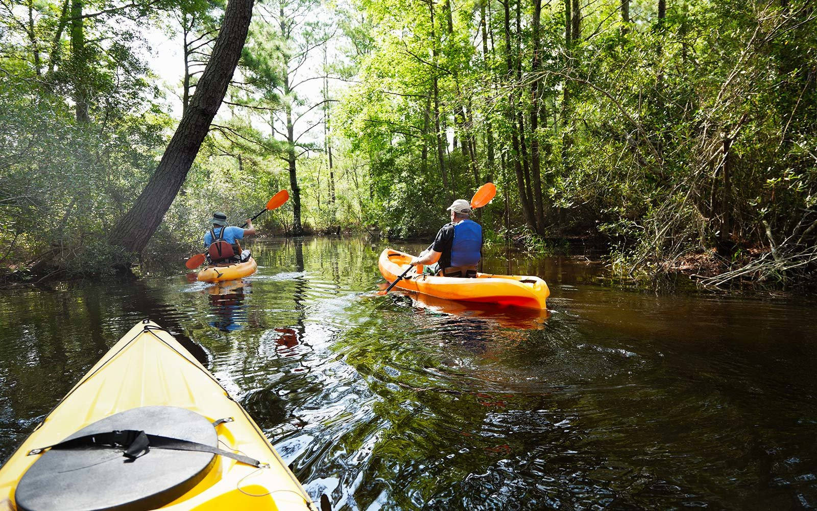 Virginia Beach Kayak River Adventure
