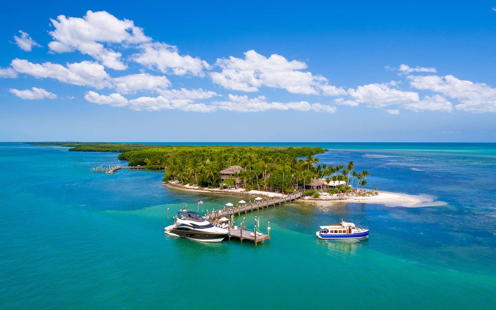 Best florida keys resorts travel leisure for Best fishing spots in the keys