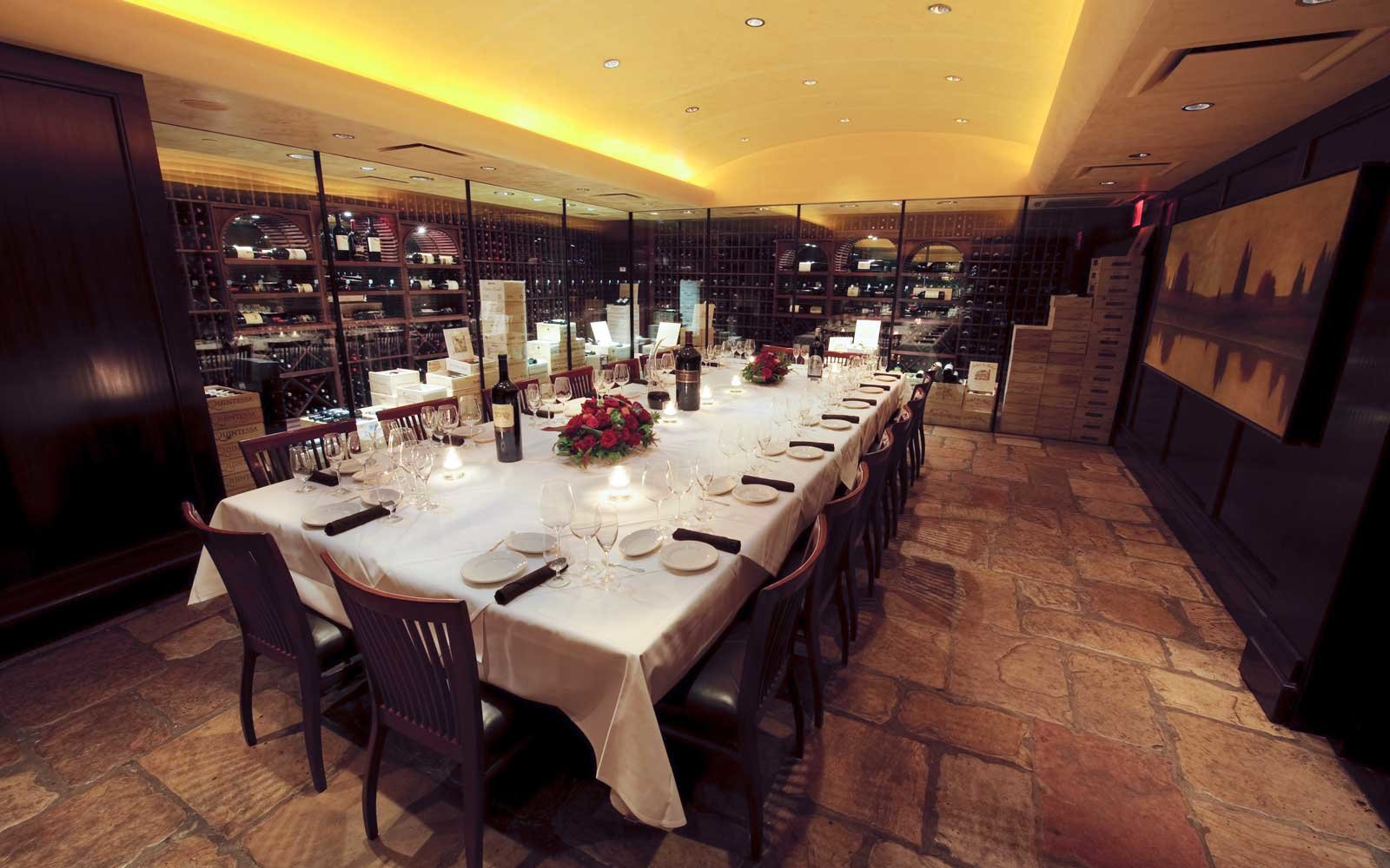 Private Dining at Del Frisco's Steak House