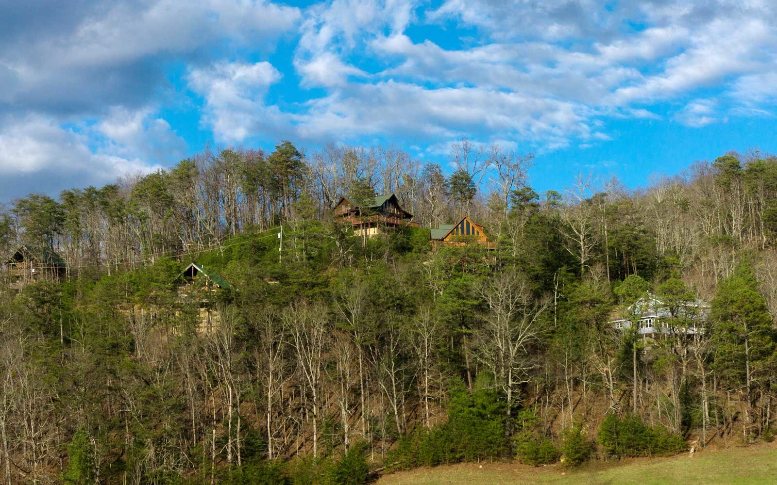Cabin Rentals in Pigeon Forge, Tennessee
