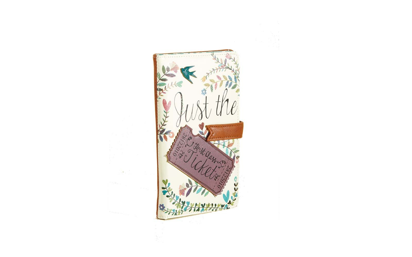 Disaster Designs Girl Meets Voyage Travel Wallet