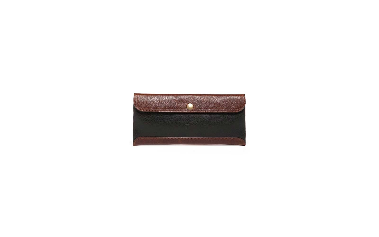 The Best Travel Wallets Leisure D Island Shoes Slip On Zipper Wrinkle Leather Black Moore Giles Smith Envelope