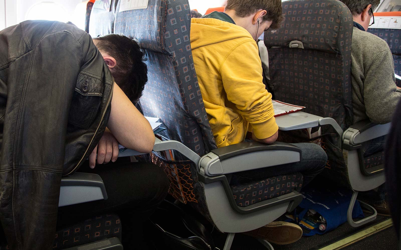 Airplane Cabin Size Shrinking Passenger Rights
