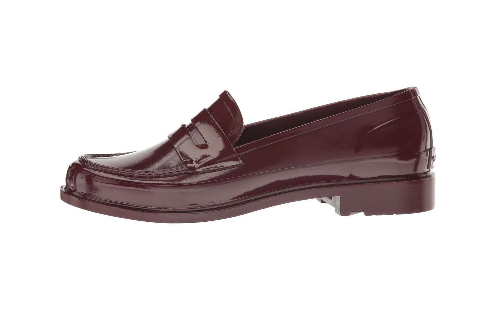 Hunter waterproof loafers