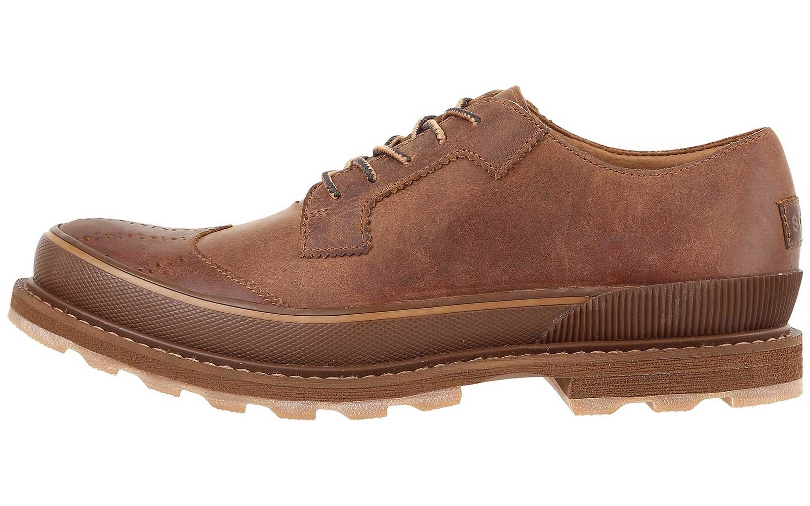 Mens Outdoor Shoes Brown