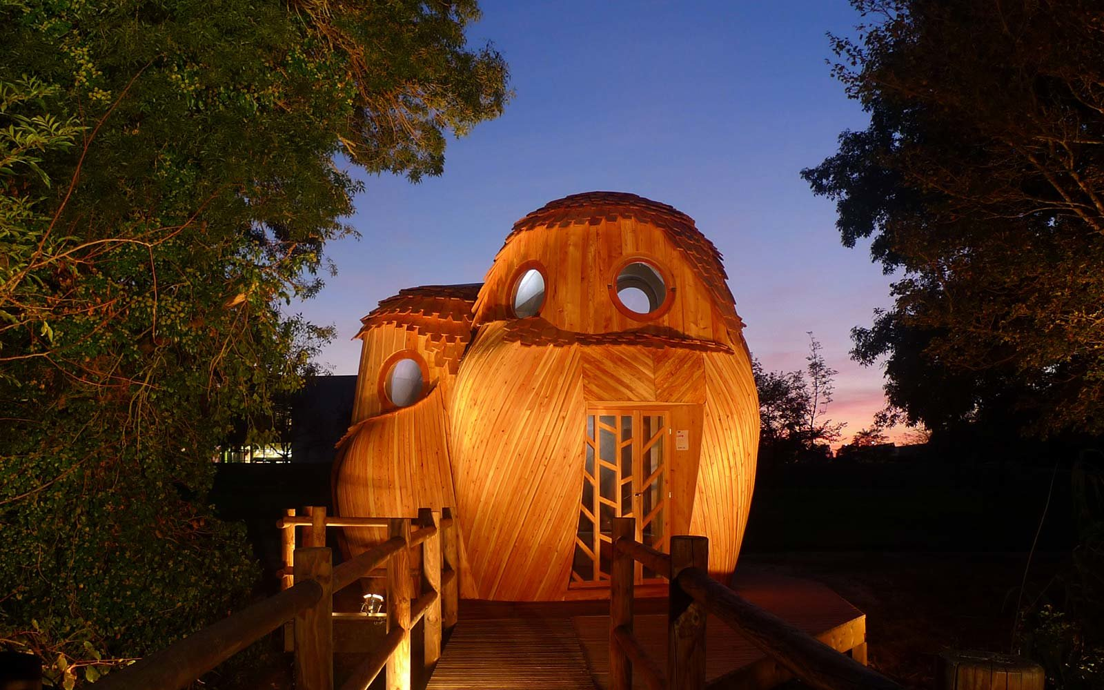 Hikers In Bordeaux Can Stay In These Free Cabins Travel