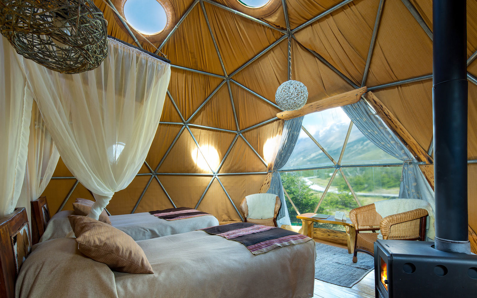 This Eco Resort Is The Best Place To Stay To See Chile S