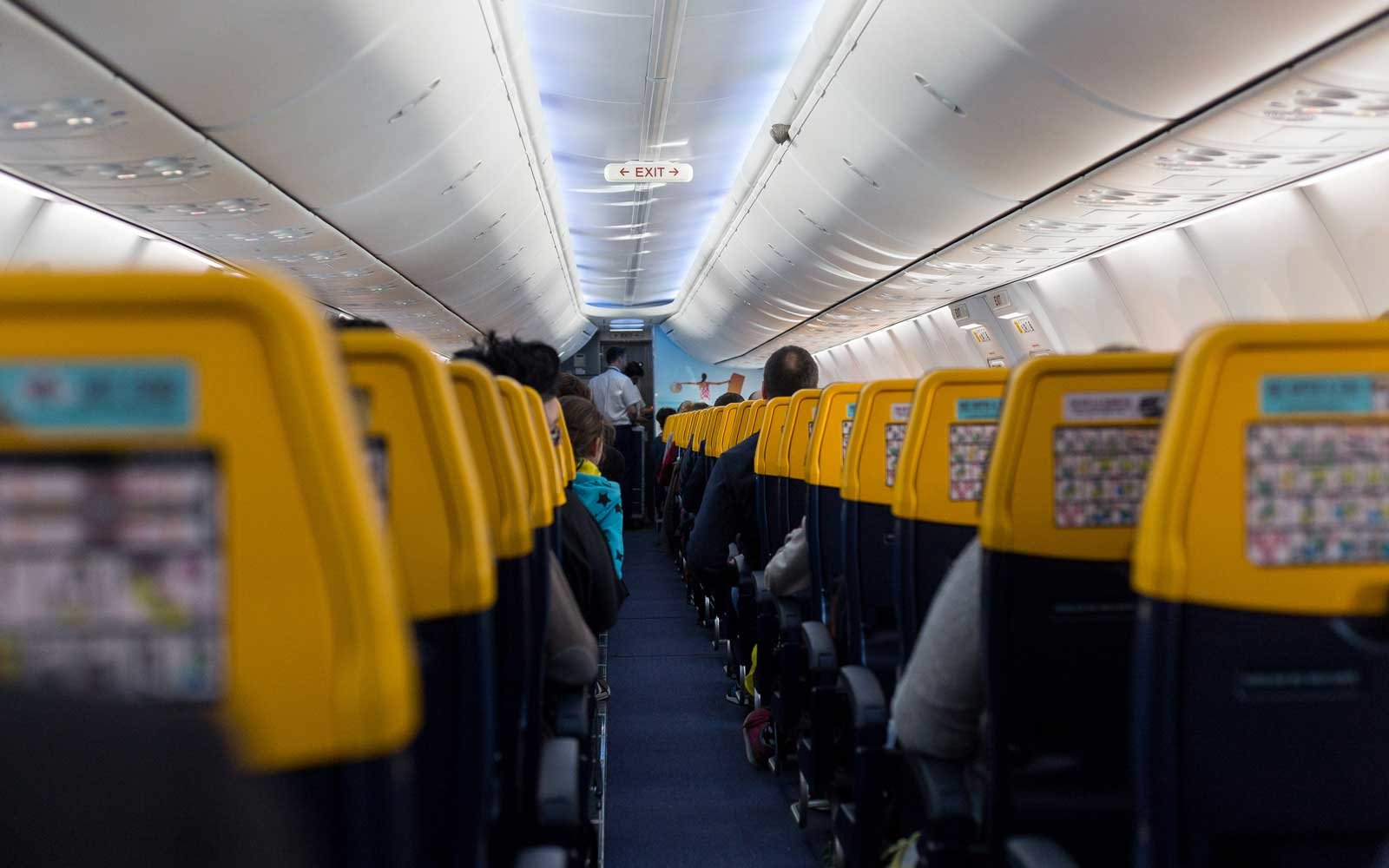 Why Ryanair Will Never Have Seatback Pockets Travel Leisure