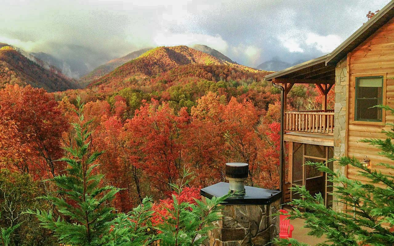 Rent A Cabin With A View For The Best Smoky Mountains Vacation