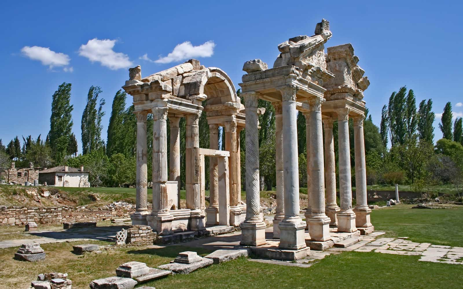 Aphrodisias Turkey added to UNESCO list