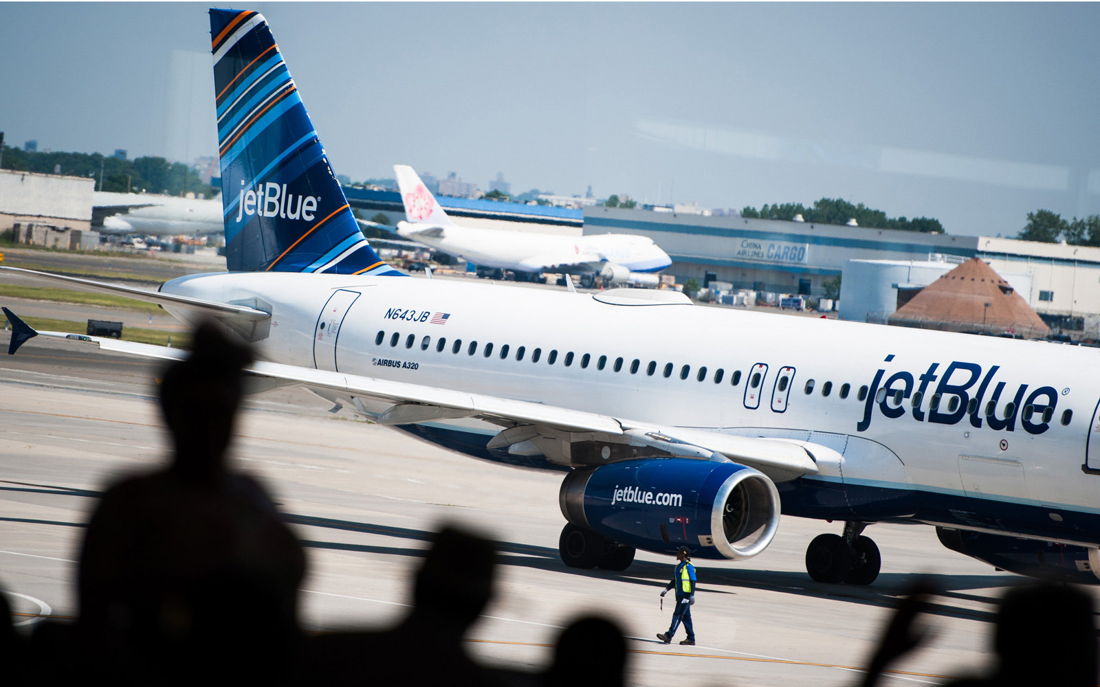 Passengers are suing JetBlue over a turbulence incident.