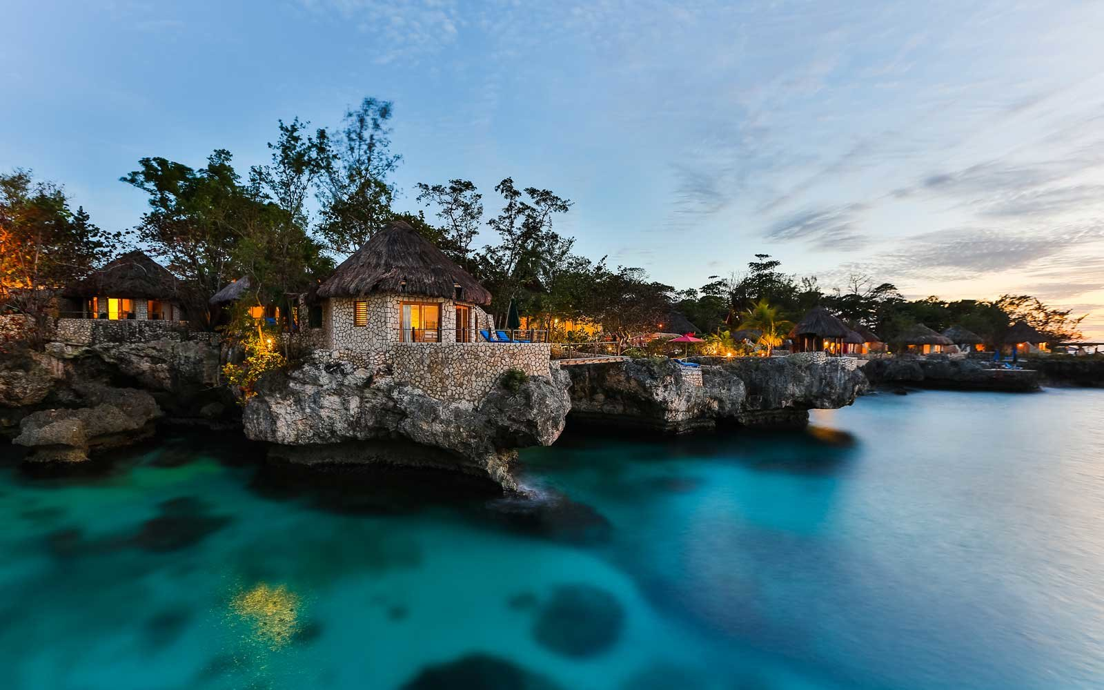 Waterfront Villas at Rockhouse, Negril, Jamaica