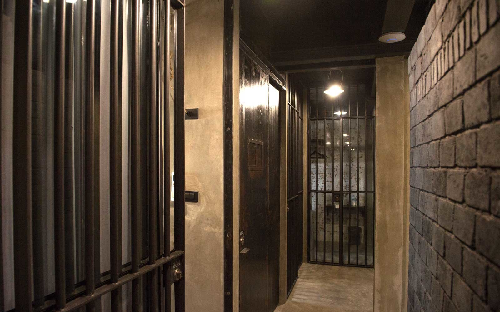 Sook Station Is a Prison-themed Hotel in Bangkok | Travel + Leisure