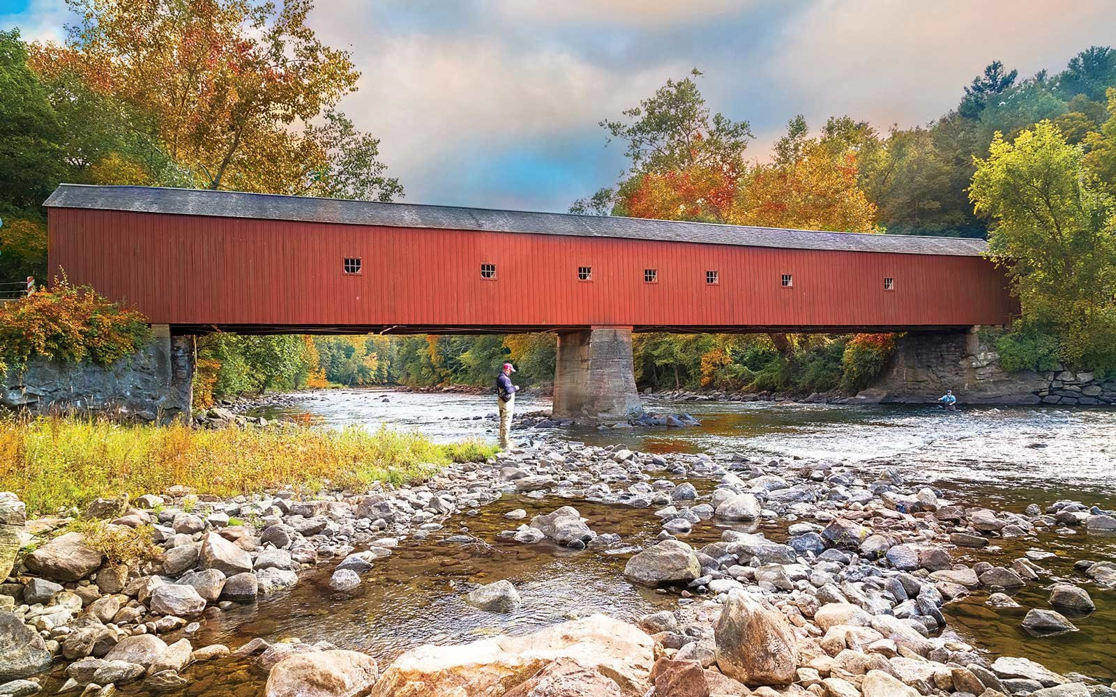 Covered Bridges in Connecticut