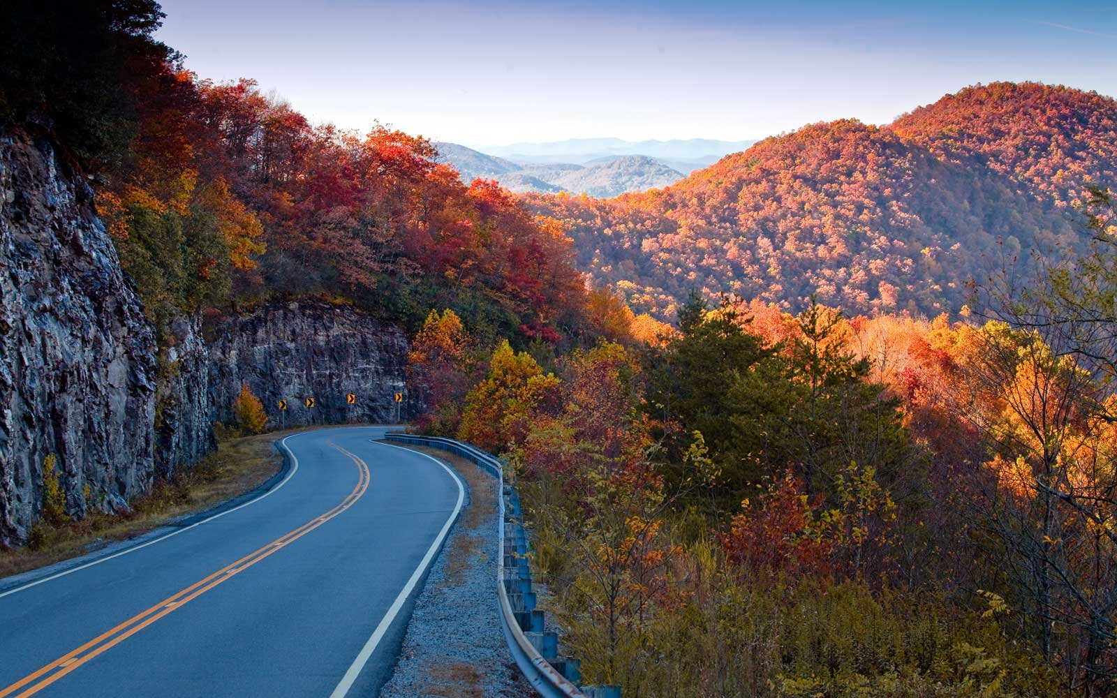 Take a Road Trip in Georgia