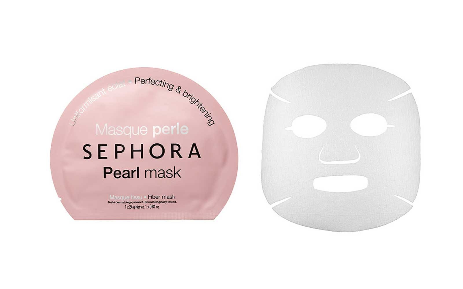 Sephora Collection Pearl Face Mask