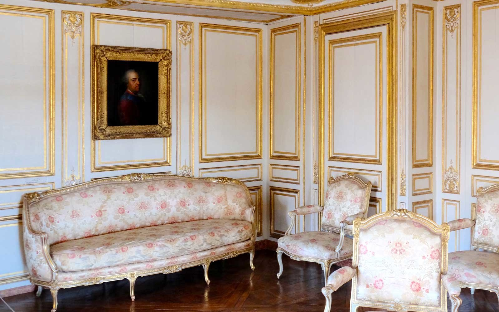 Mistress Du Barry's Apartment in Versailles