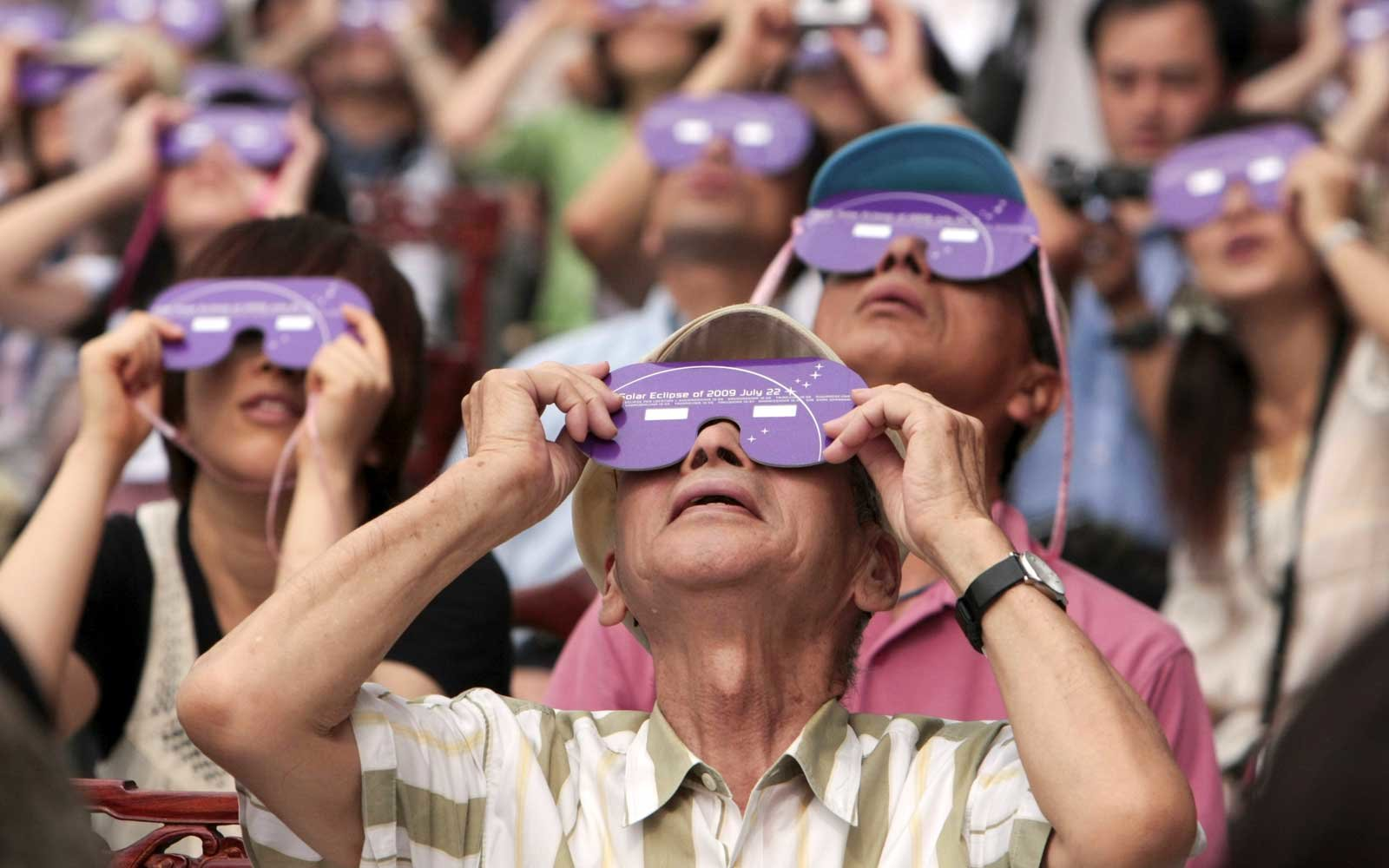 How to Watch the Eclipse