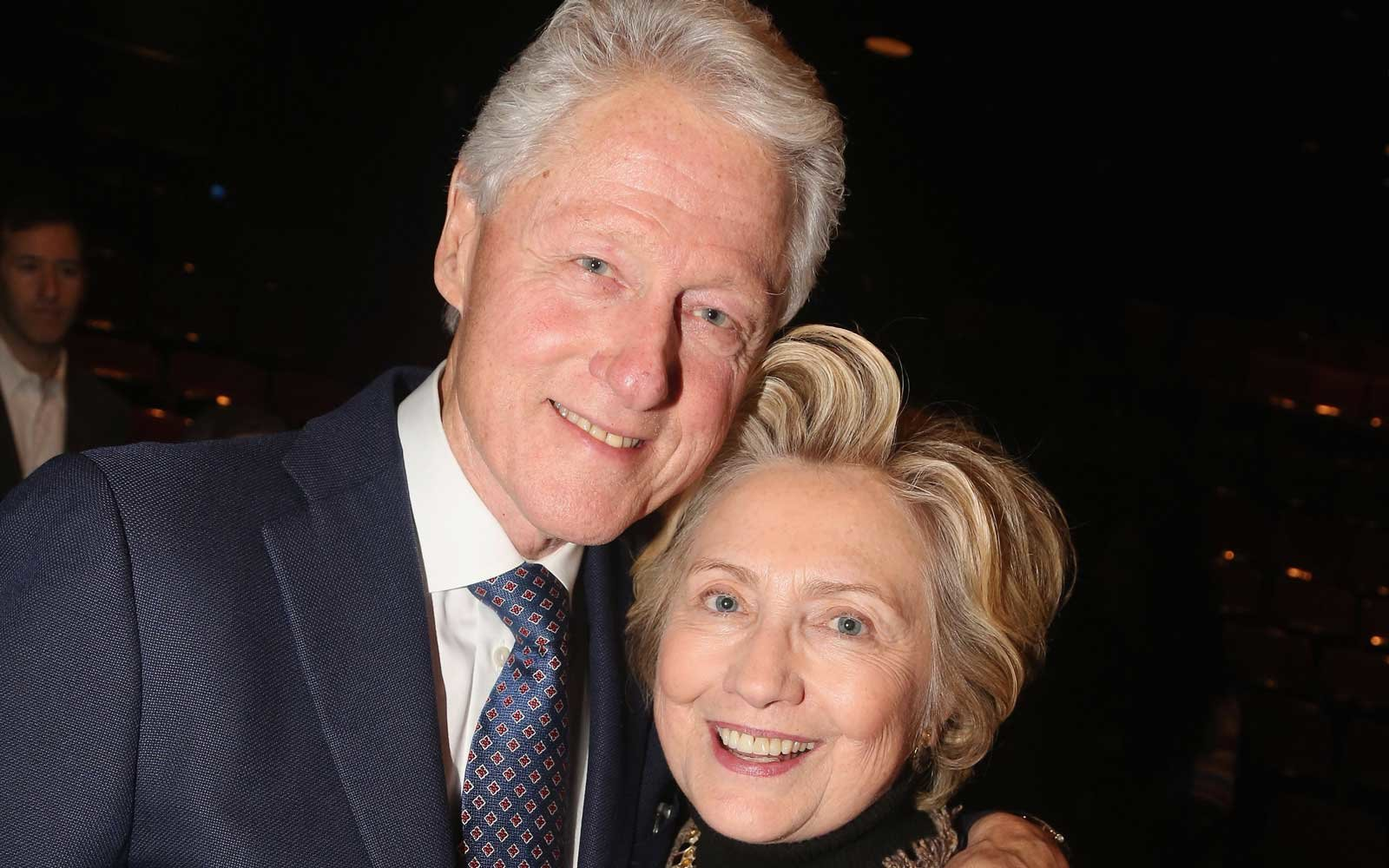 See The Beautiful Canadian Resort Where The Clintons Are